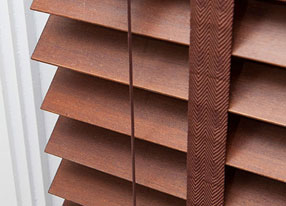 Wooden Blinds -New