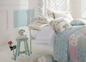 Decoupage Pastel Fabrics & Wallpapers