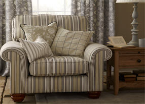 Henley Charcoal Fabrics & Wallpapers