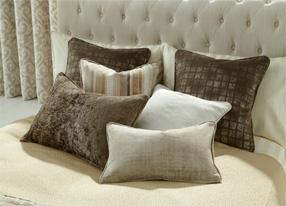 Imperio Ivory Fabrics and Wallpapers
