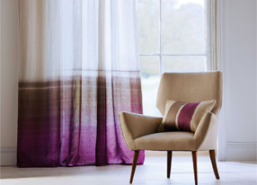 Landscapes Voiles & Weaves Fabrics