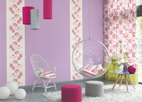 Spring Fabrics & Wallpapers