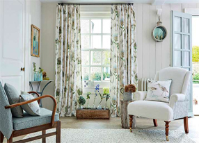 Embleton Bay Prints & Embroideries Fabrics