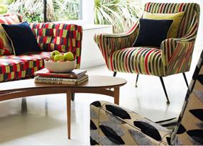 Sanderson Designer Fabric And Wallpaper