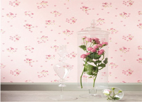 Lily Rose Fabrics & Wallpapers