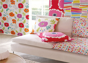 Papavera Prints & Embroideries Fabrics