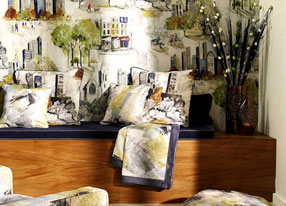 Art & Soul Fabrics & Wallpapers