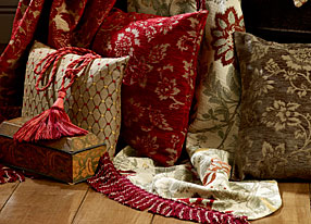 The Red House Fabric