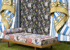 Christian Lacroix Designer Fabric and Wallpaper