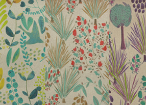 Woodland Collection Fabric