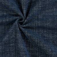 Himalayas Fabric - Navy
