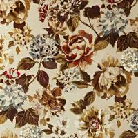 Fontainebleau Fabric - Amber