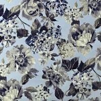 Fontainebleau Fabric - Sapphire