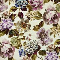 Fontainebleau Fabric - Amethyst