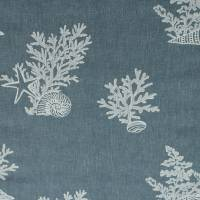Coral Reef Fabric - Periwinkle
