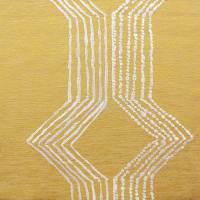 Contemplation Fabric - Ochre
