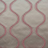 Charlwood Fabric - Cranberry