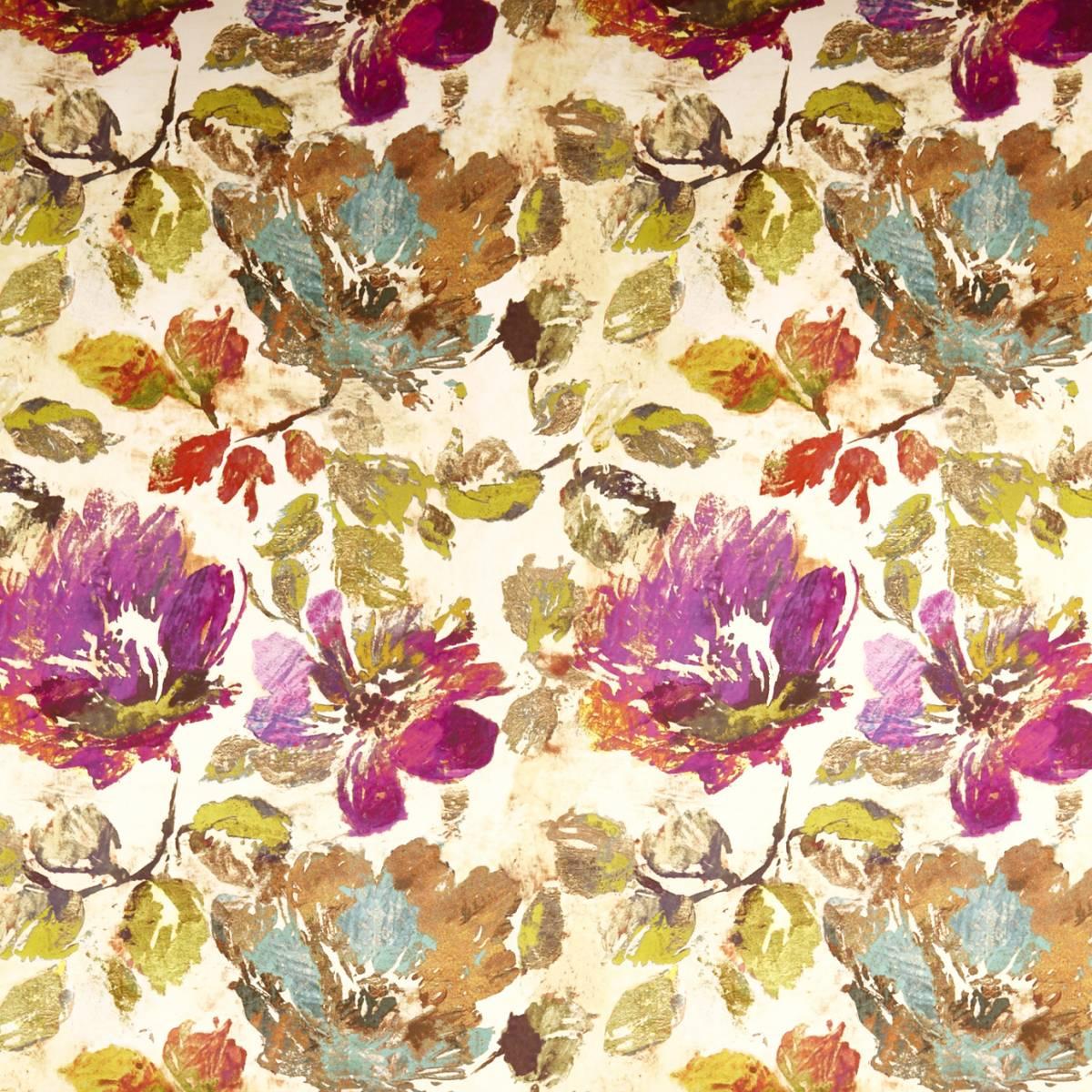 Curtains In Opium Fabric Gemstone 8589 374