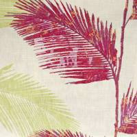 Rainforest Fabric - Orchid