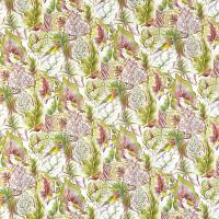 Lovebirds Fabric - Blossom
