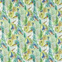 Lovebirds Fabric - Spring
