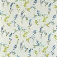 Humming Bird Fabric - Waterfall