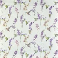 Humming Bird Fabric - Hyacinth