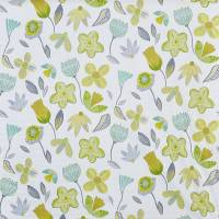 Coconut Grove Fabric - Lemonade