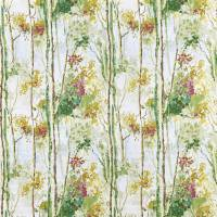 Silver Birch Fabric - Orchid