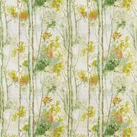 Silver Birch Fabric - Willow