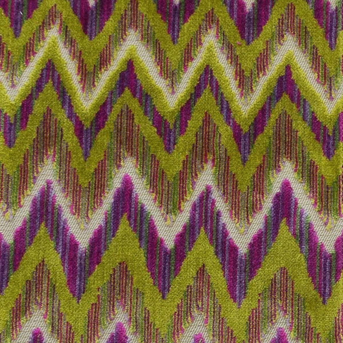 Curtains In Alicante Fabric Crocus 3600 497