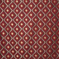 Woodstock Fabric - Cranberry