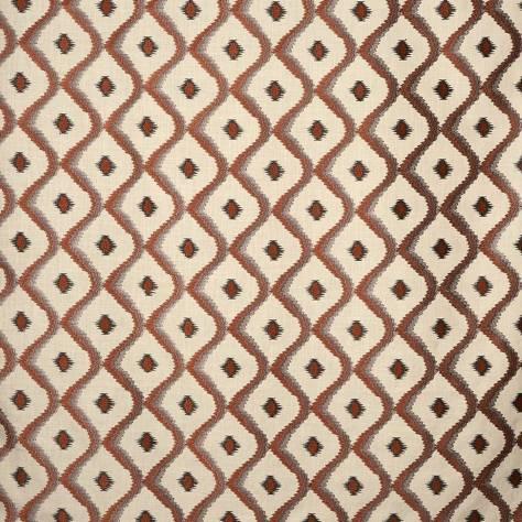Woodstock Fabric Marigold 3614 507 Prestigious