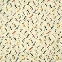 Puffin Fabric - Driftwood