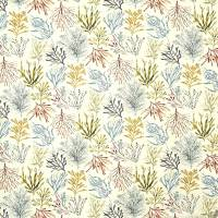 Coral Fabric - Tropical