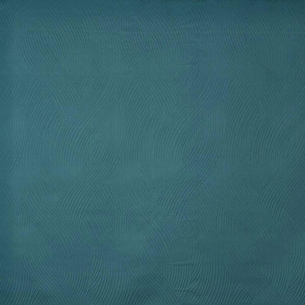 Tamara fabric teal 3597 117 prestigious textiles deco fabrics collection - Deco fabriek ...
