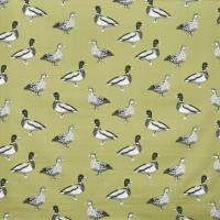 Duck Fabric - Willow