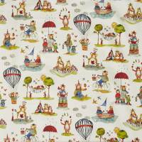 Little Bear Fabric - Vintage