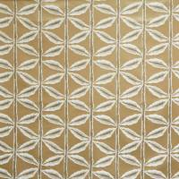 Palm Fabric - Ochre