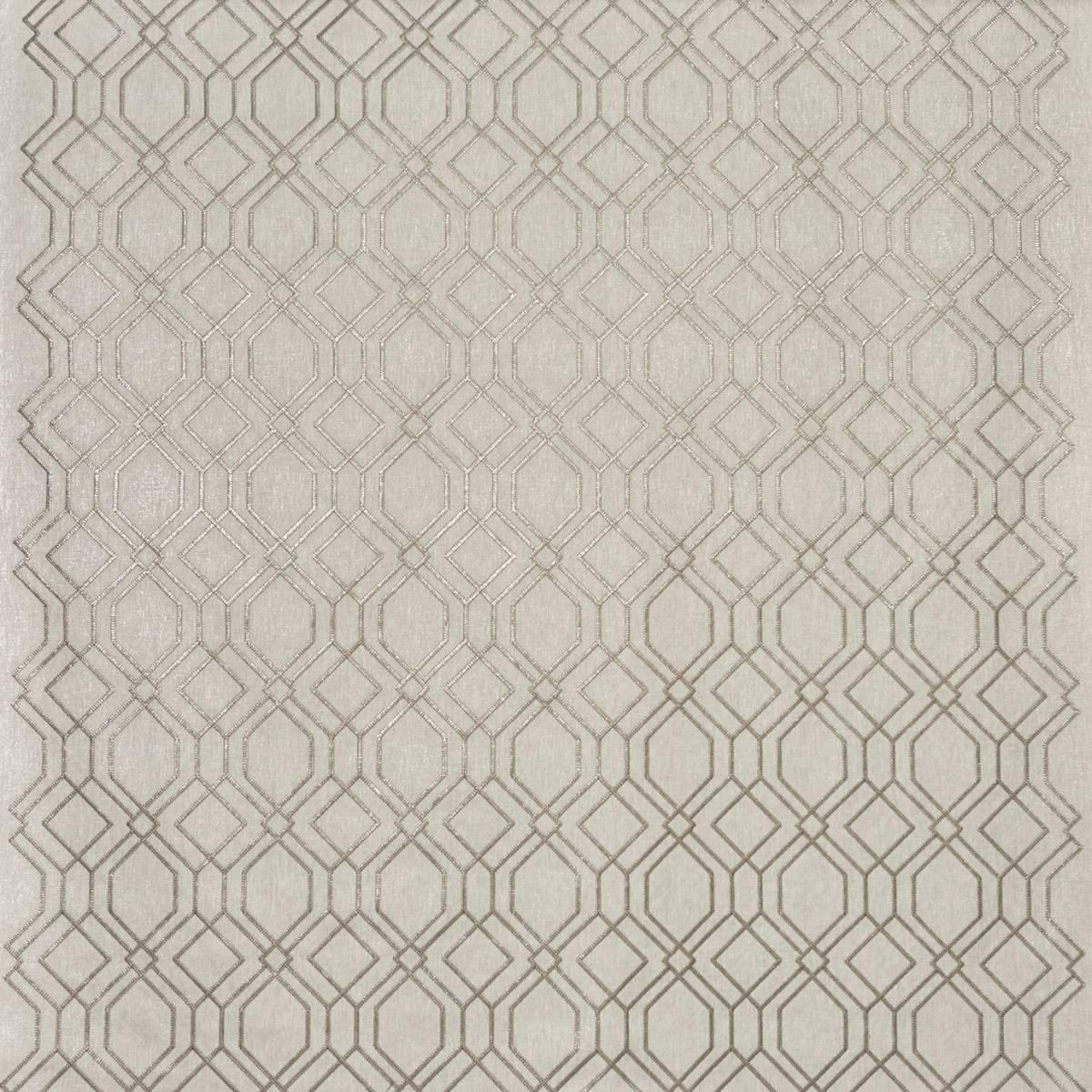 Othello Fabric Pewter 3666 908 Prestigious Textiles