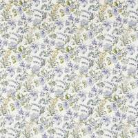 Bluebell Wood Fabric - Saxon Blue