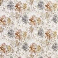 Woodland Fabric - Rosemist