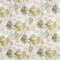 Woodland Fabric - Fennel