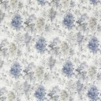 Woodland Fabric - Saxon Blue