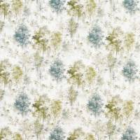 Woodland Fabric - Lagoon