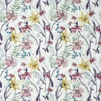 Roof Garden Fabric - Jewel