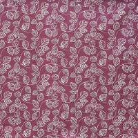 Caracas Fabric - Very Berry