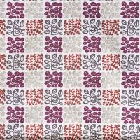 Cuba Fabric - Very Berry