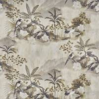 Summer Palace Fabric - Washed Linen
