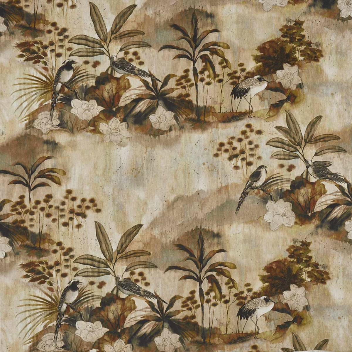Summer Palace Fabric Desert Sand 3712 560
